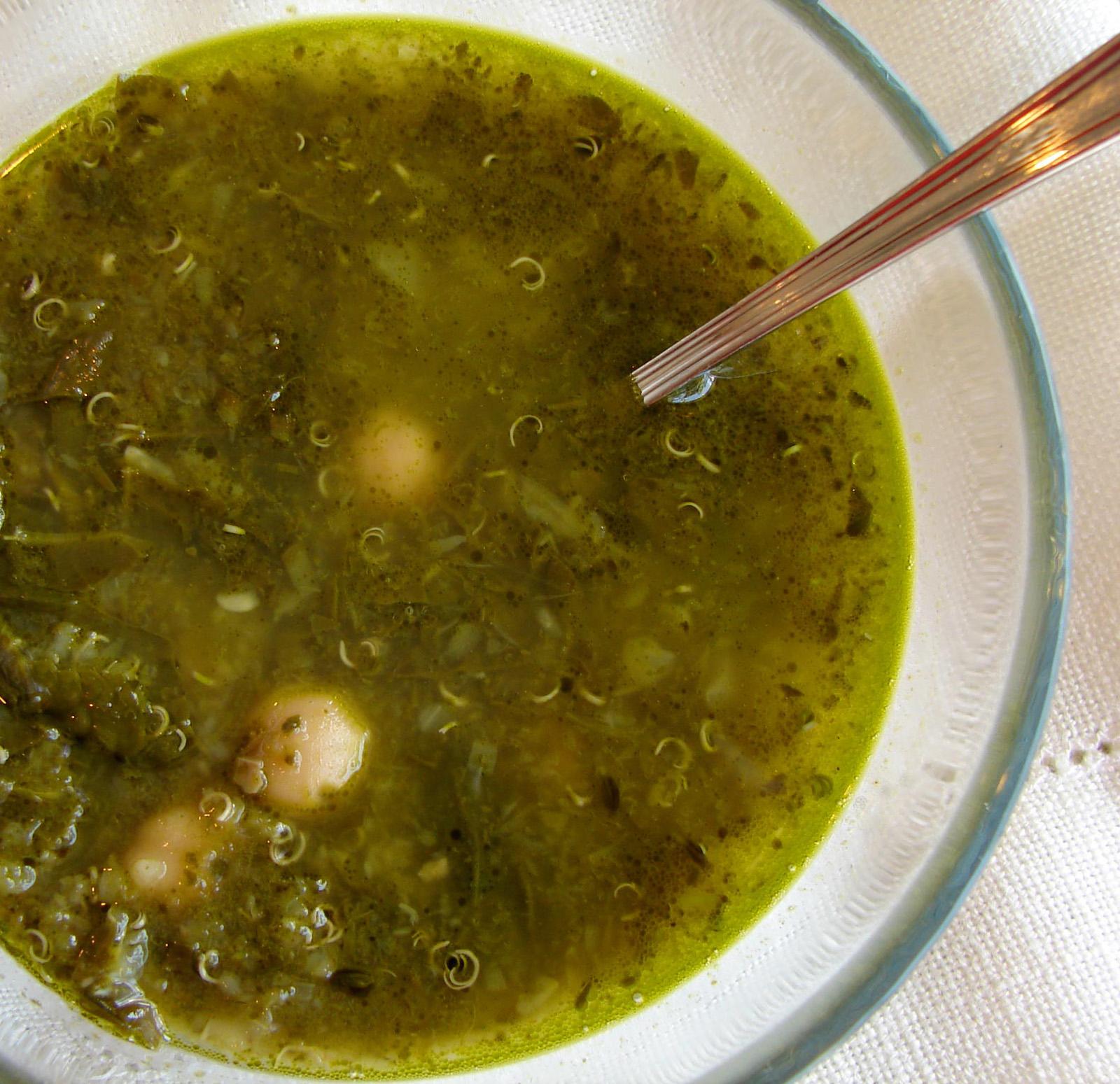 Spinach And Garbanzo Soup Recipes — Dishmaps