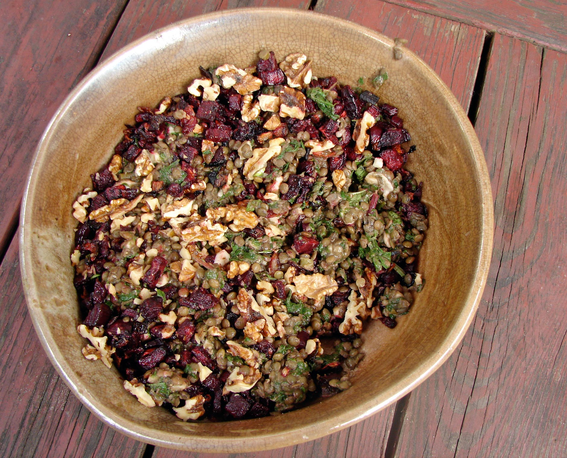Roasted Beets And Lentils Sandwich Recipes — Dishmaps