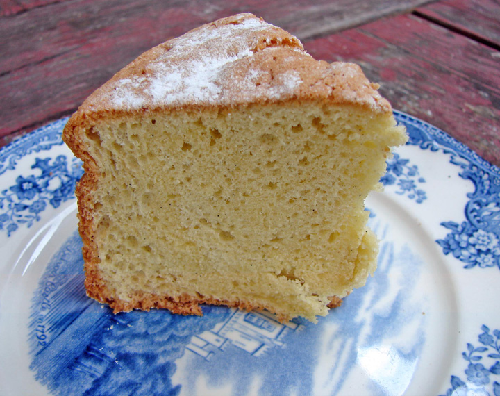 French cake a week – gateau de savoie   Out of the Ordinary