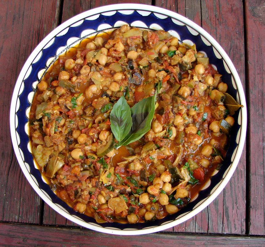 ... spicy chickpea stew spicychickpeastew article barley and chickpea stew