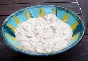 artichoke goat cheese dip