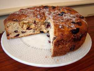Yule cake