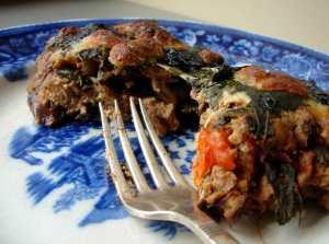 chard lasagna