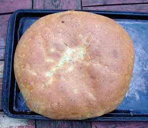 Colcannon bread