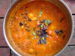 tomato-coconut-sauce