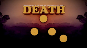 A Band Called Death Logo by a band called  Death