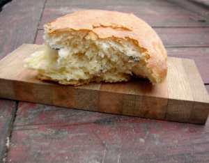 Tender-flakey-herbed-bread