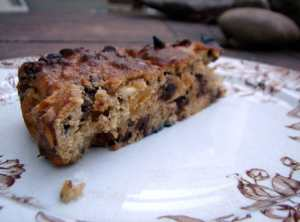 Fruit and nut cake