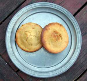 Masa Harina biscuit
