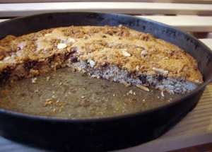 Almond cinnamon cake